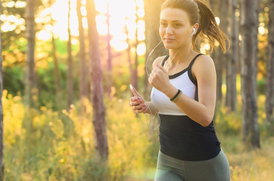 สร้างความฟินได้ง่าย ๆ ในระหว่างการออกกำลังกายของสาว ๆ